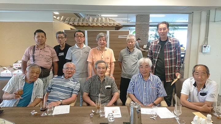 2019年第3回マイカル九州OB会(正一会)ゴルフコンペ開催報告