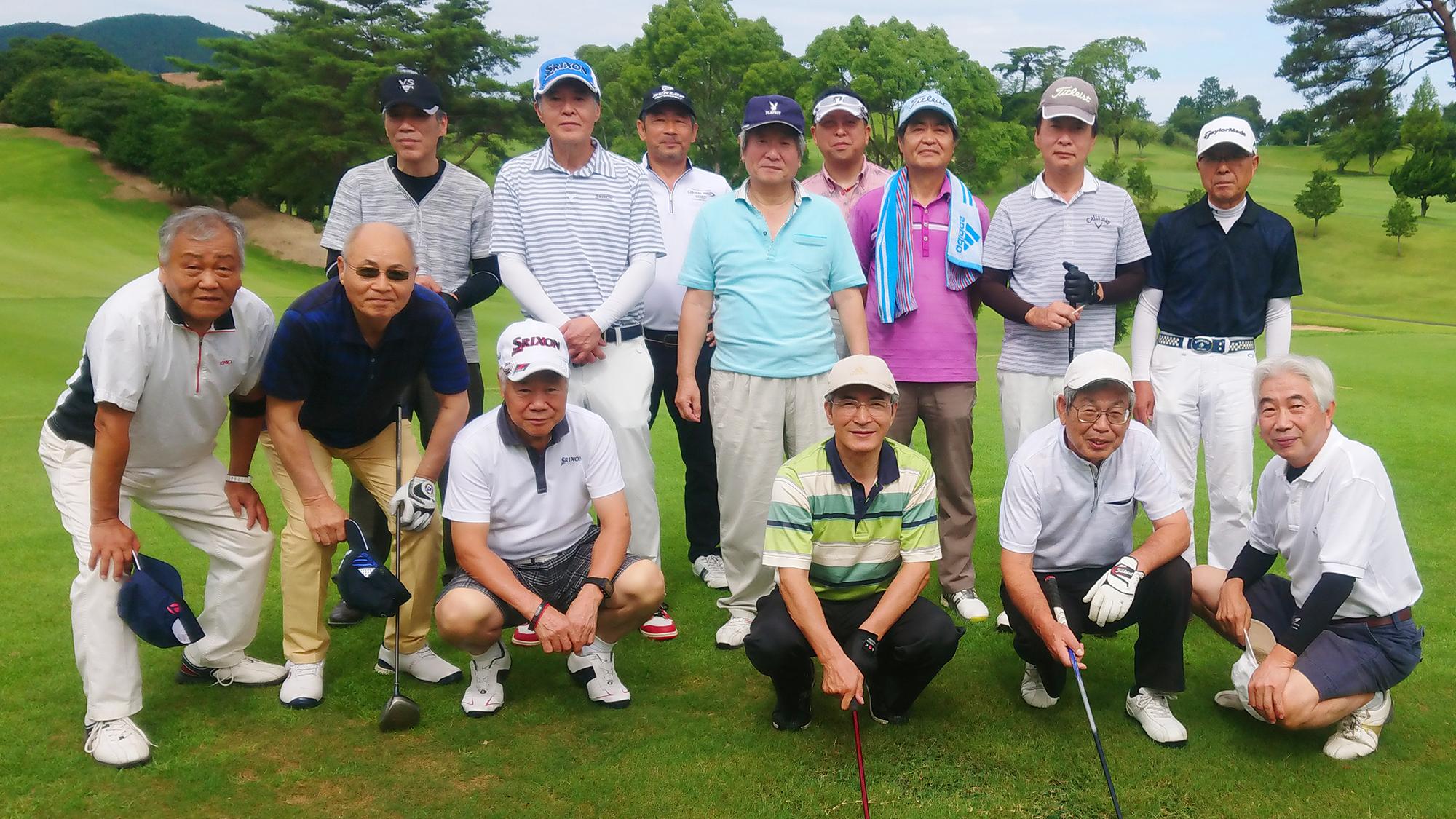 2019年第4回マイカル九州OB会(正一会)ゴルフコンペ開催報告