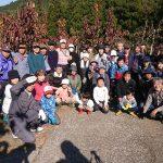 令和元年11月23日 柿収穫ボランティア同好会